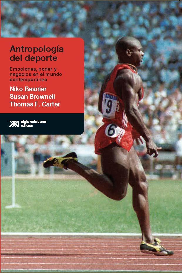 Anthropología del Deporte Front Cover